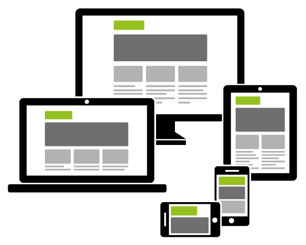 Adaptives vs Responsive Webdesign
